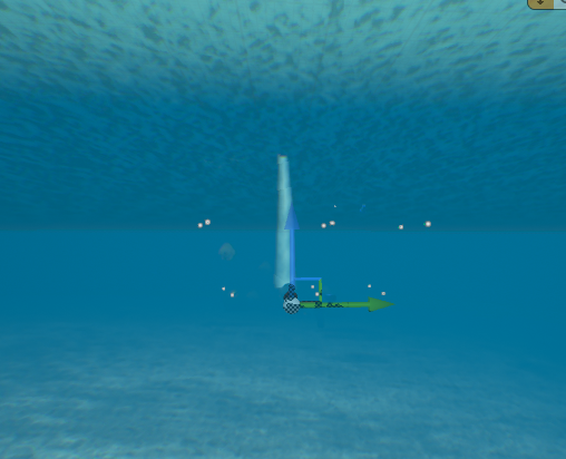Research Topic - Underwater Effects - DkIT Mahara